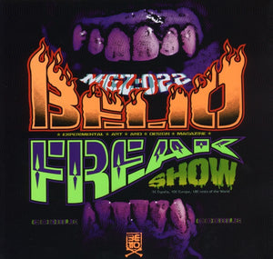 Belio 022: Freak Show