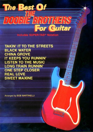 Best Of The Doobie Brothers For Guitar (Songbook)