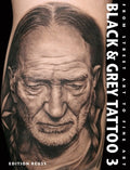 Black & Grey Tattoo Vol. 3: Photorealism