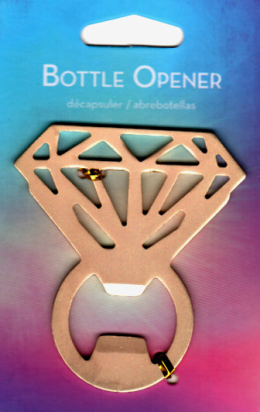 Bling Bottle Opener (Gold)