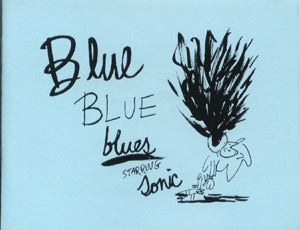 Blue Blue Blues (Starring Sonic)
