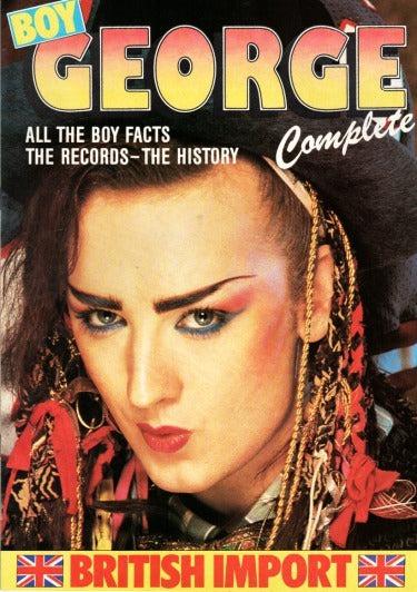 Boy George Complete