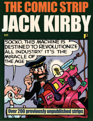 The Comic Strip Jack Kirby