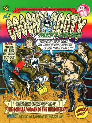 Coochy Cootie Men's Comics #1