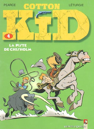 Cotton Kid 4: Las Piste/Chisholm