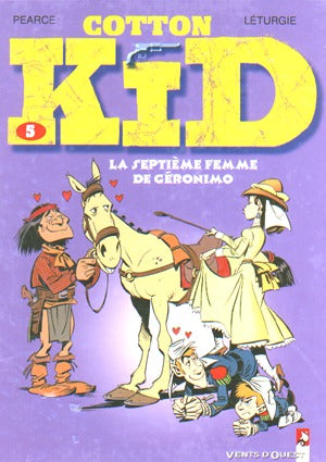 Cotton Kid 5: La Septiemefemme De