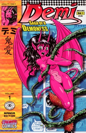 Demi: Saga Of A Demoness Vol. 1