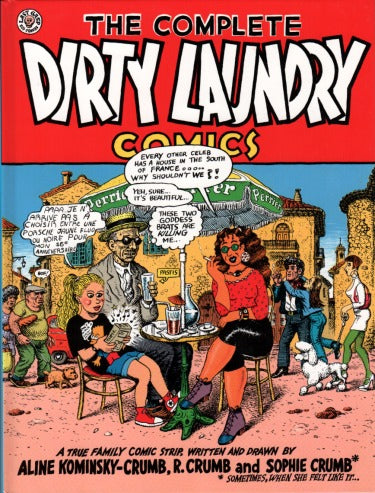 Complete Dirty Laundry Comix