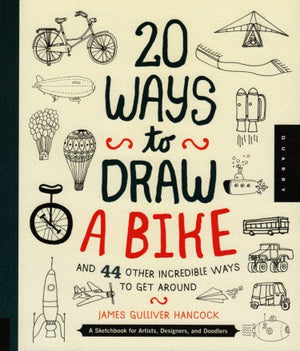 20 Ways To Draw A Bike