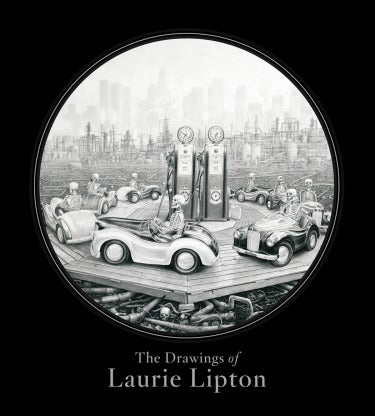 The Drawings Of Laurie Lipton