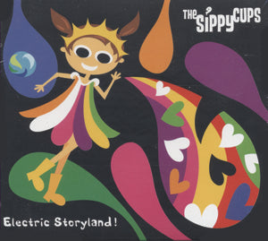 Electric Storyland (Cd)