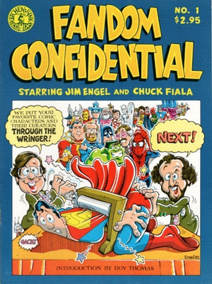 Fandom Confidential #1