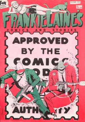 Frankie Laine's Comics And Stories 1: A Fox Comics Special
