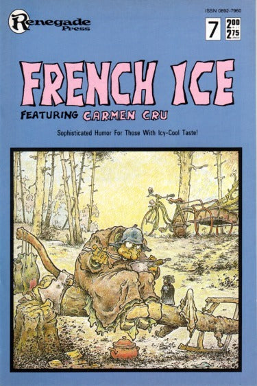 French Ice #7