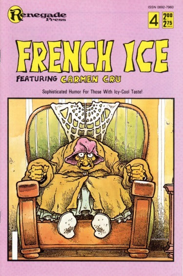 French Ice #4