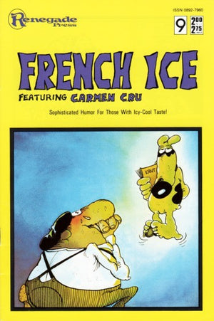 French Ice #9