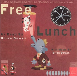 "Free Lunch: 7"" Vinyl Record"