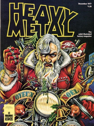Heavy Metal Volume 1, #9