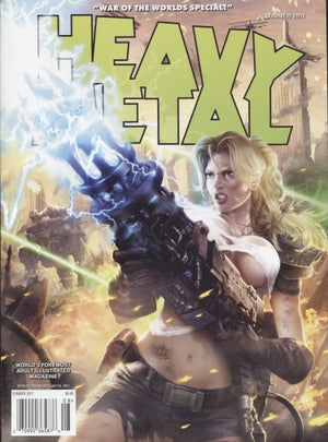 Heavy Metal Special Vol. 35 #5 (Summer 2011)