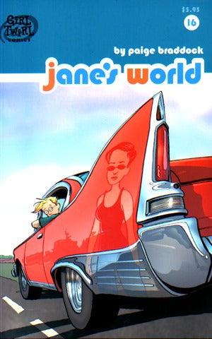 Jane's World 16 (Book-Style Comic)