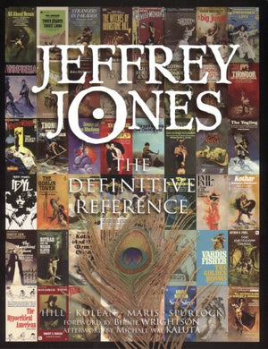 Jeffrey Jones Definitive Reference