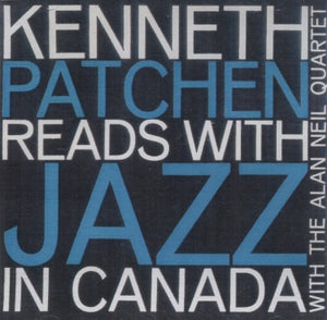 Kenneth Patchen Reads With Jazz (Cd)