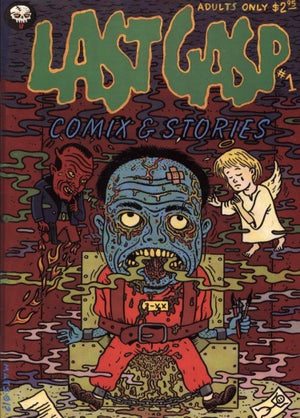 Last Gasp Comix & Stories #1