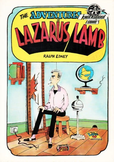 The Adventures Of Lazarus Lamb
