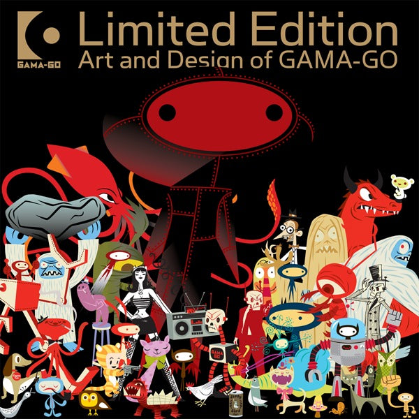 Limited Edition: The Art And Design Of Gama-Go