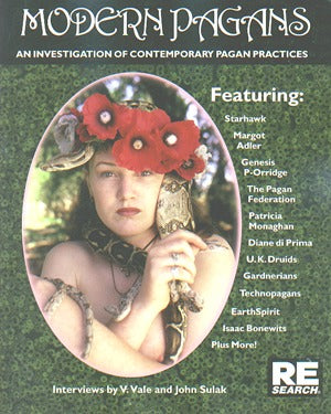 Modern Pagans: An Investigation Of Contemporary Pagan Practices