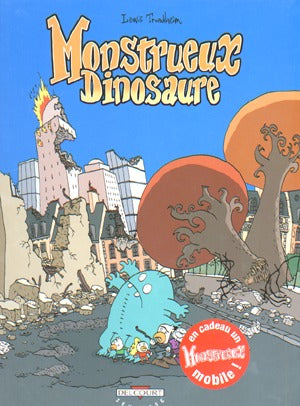 Monstrueux Dinosaure (Monstr. V.4)