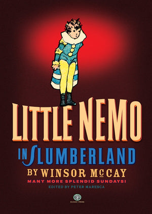 Little Nemo In Slumberland Vol. 2