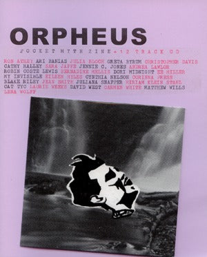 Pocket Myths Zine #3: Orpheus, W/Cd