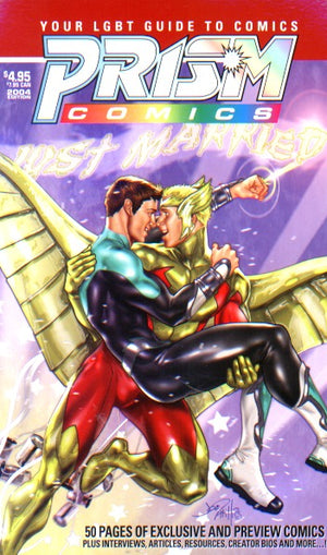 Prism Comics: Your Lgbt Guide To Comics, 2004 Edition