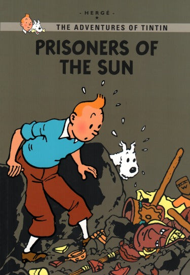 Tintin: Prisoners Of The Sun: Mini