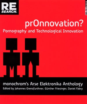 Pronnovation? Pornography And Technological Innovation