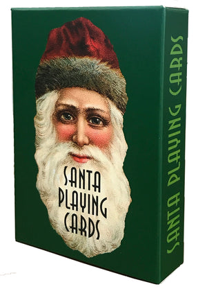 Santa Playing Cards