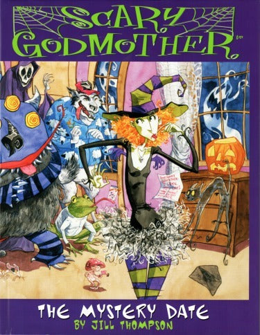 Scary Godmother: The Mystery Date