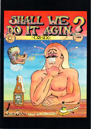 Shall We Do It Agin? Comix
