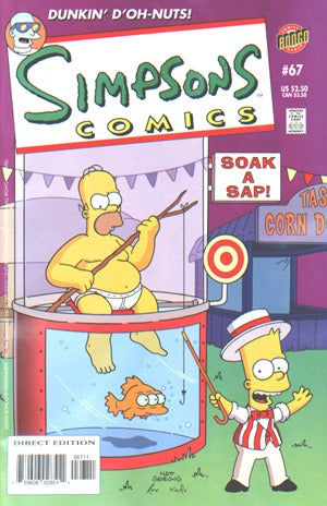 Simpsons Comics 67