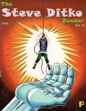 Steve Ditko Reader Vol. 2