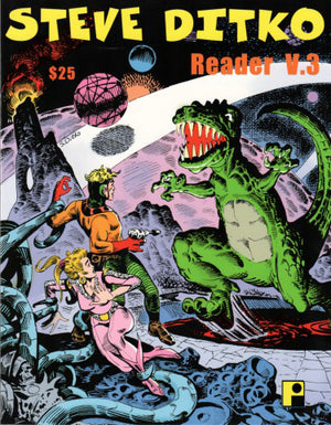 Steve Ditko Reader Vol. 3