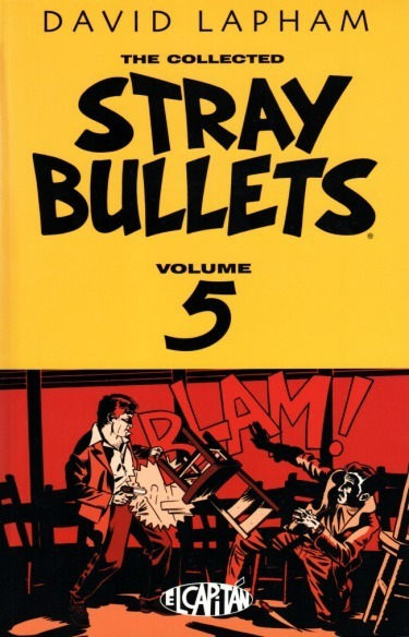 The Collected Stray Bullets Vol. 5