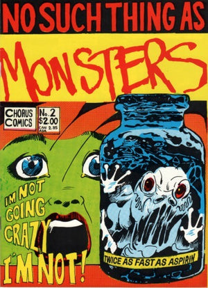 No Such Thing As Monsters #2