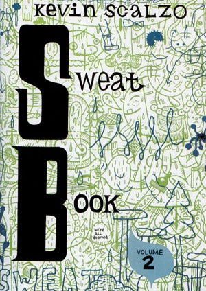 Sweat Book Zine #2