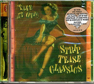 Take It Off! Strip Tease Classics (Cd)
