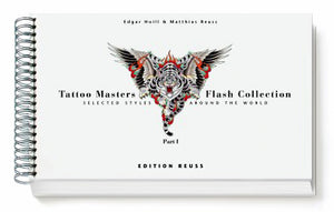 Tattoo Masters Flash Collection: Part I