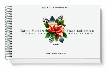 Tattoo Masters Flash Collection: Part II