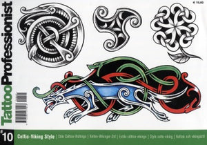 Tattoo Professionist #10: Celtic-Viking Style