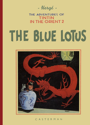 Adventures Of Tintin In The Orient V2: The Blue Lotus